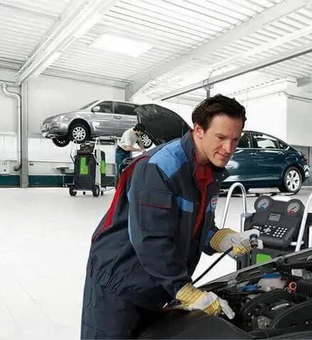 ar-condicionado carro manuteção